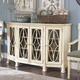 Basset Oval Console- Graham Furniture